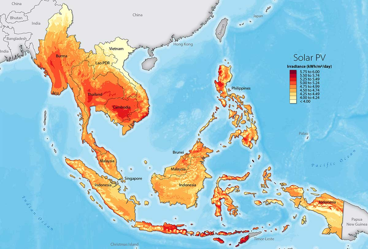 Picture of: Se Asia Cost Of Energy