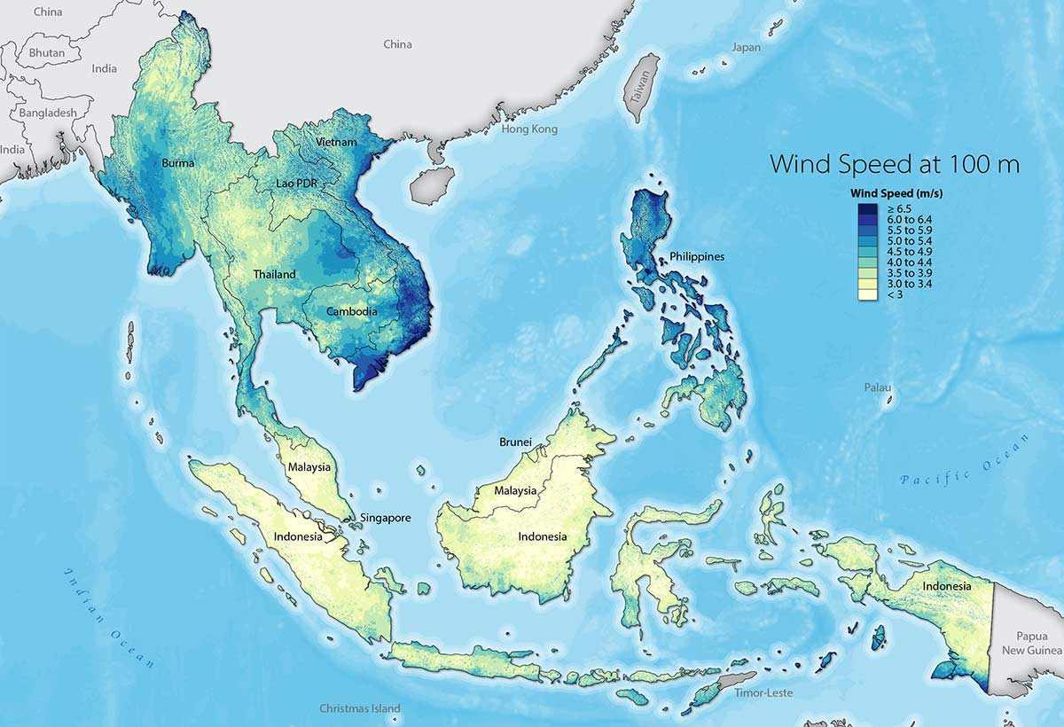 Se Asia Cost Of Energy